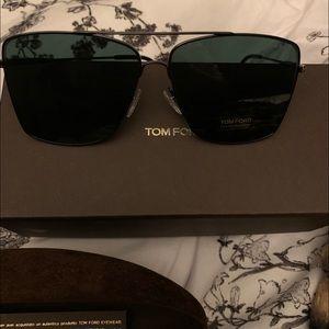 Tom Ford Magnus Sunglasses